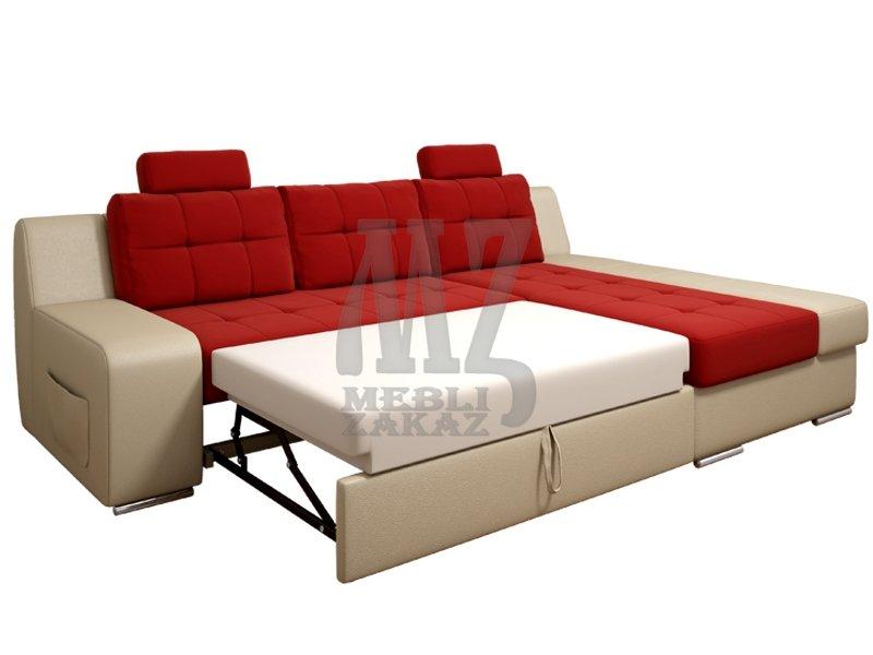 Угловой диван милана (ars mebel) - диван угловой, диван-кров.